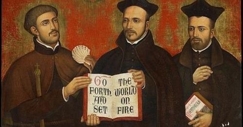 Saint Ignace et ses premiers compagnons